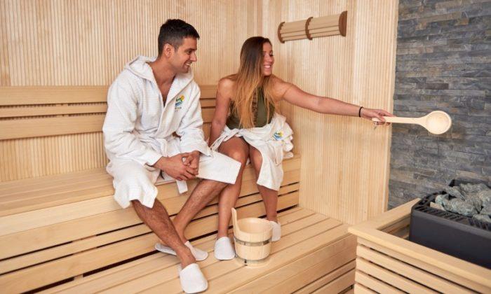 Fruske terme - Sauna (1)