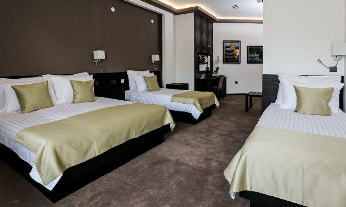 Hotel Zen - Cetvorokrevetna soba