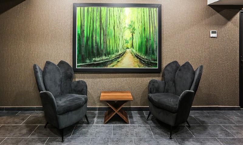 Hotel Zen - Lobi