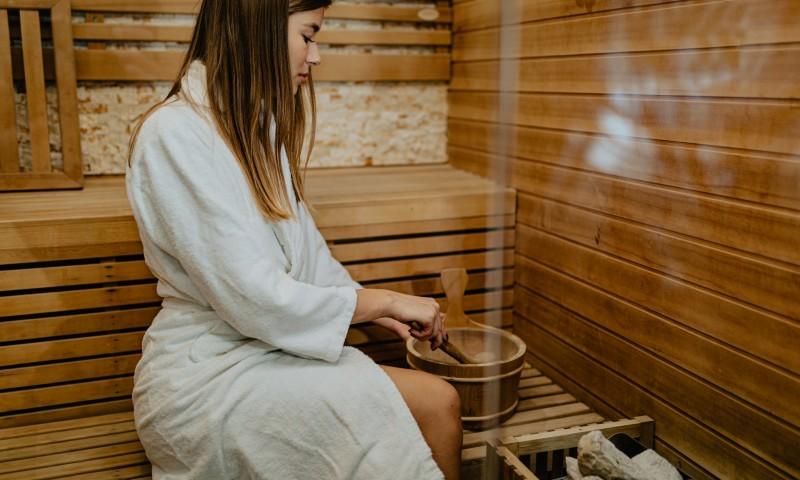 Hotel Zen - Sauna
