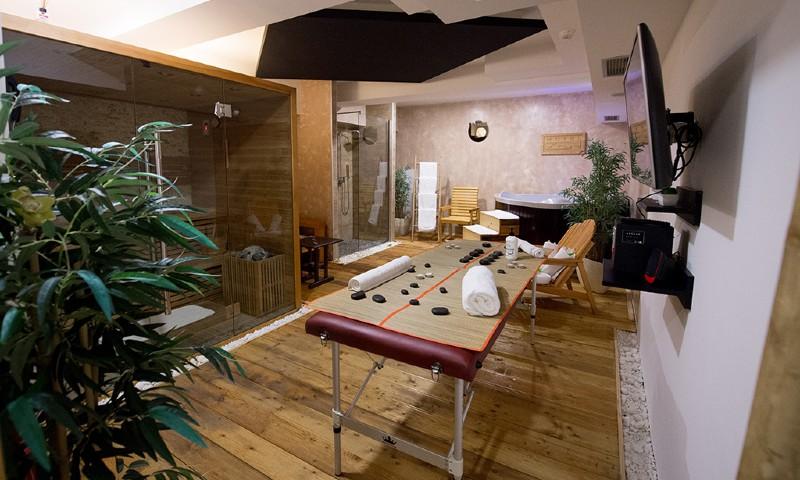 Hotel Zen - Soba za masazu