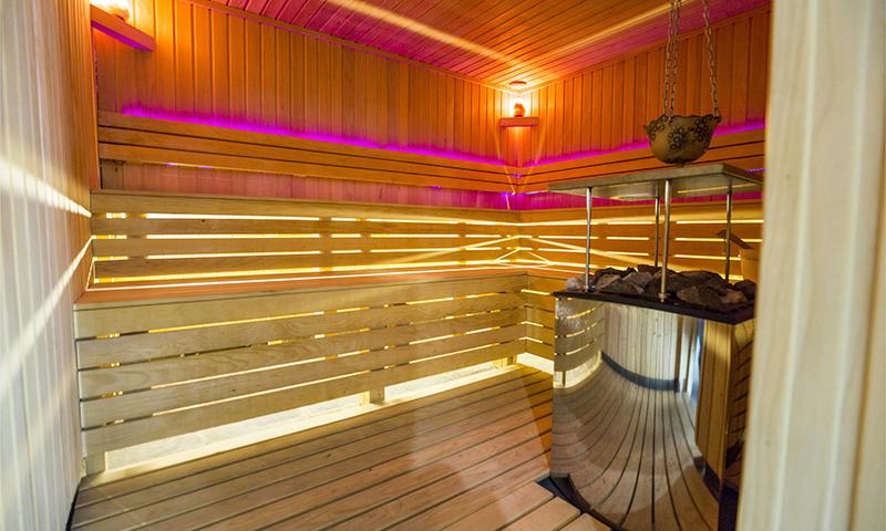 Sauna 3 Slatina